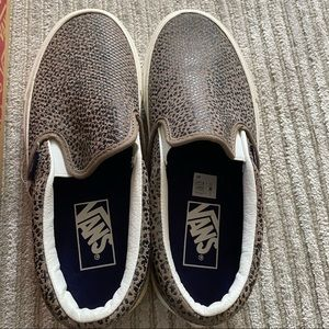 Vans Classic Slip On Size 7